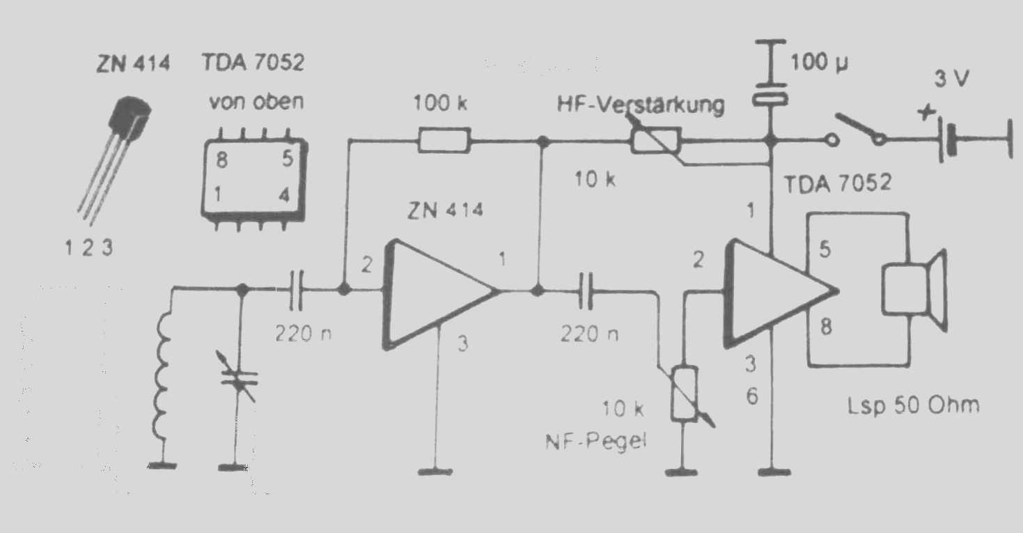 mk484 und detektor
