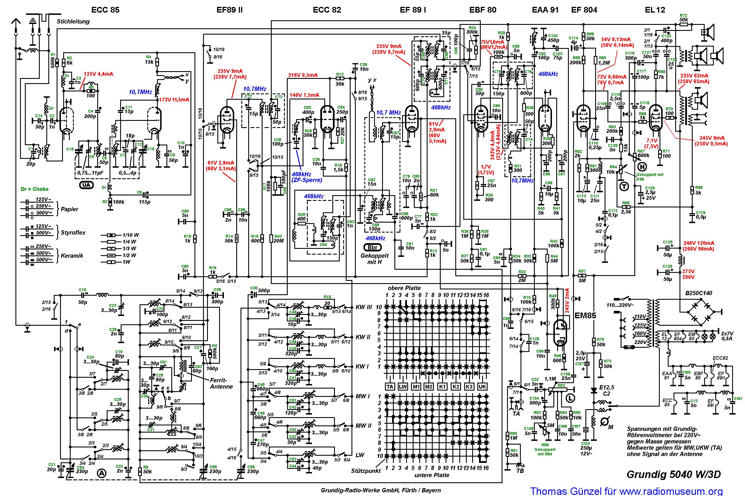 Deere Radio Wiring Diagram 26 Images John Delphi D Grundig 5040w 3d Sch Forum V1 1 Stereo