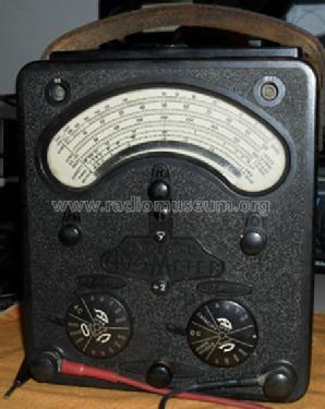 Avometer model 7