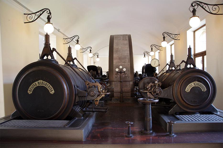 museo nazionale della scienza e della tecnologia leonardo da