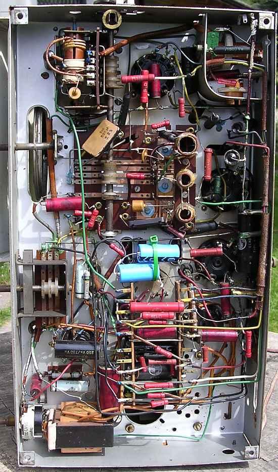 Graetz Radio, Berlin Treptow SO36, Vorkrieg manufacturer in