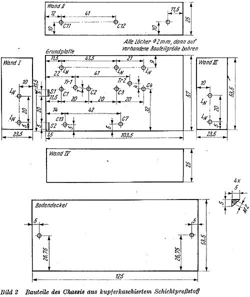 DDR Selbstbau UHF Converter