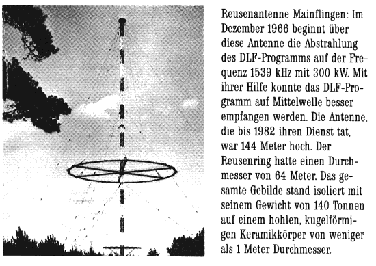 magic disc antenna deutschlandradio berlin k ln build. Black Bedroom Furniture Sets. Home Design Ideas