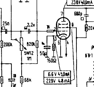 Standardsuper E9 Radio Siemens