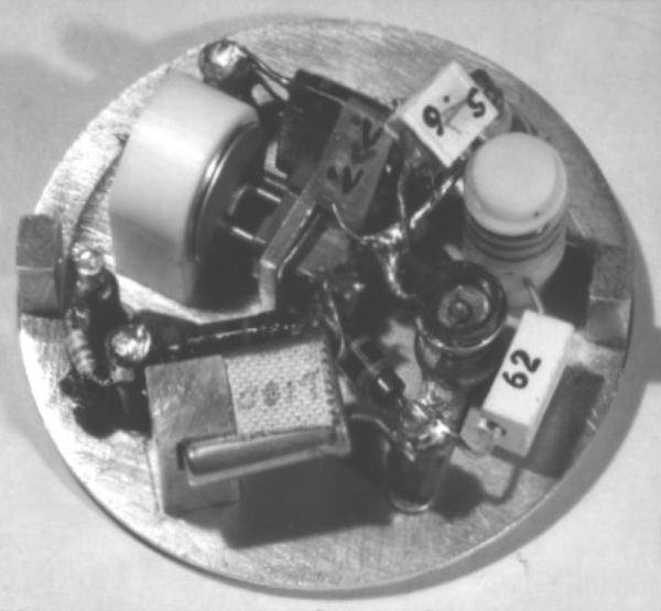 Vanguard 1 Transmitter