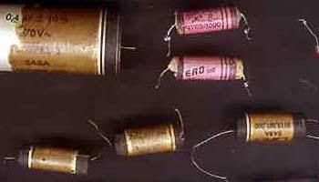 Papierkondensatoren