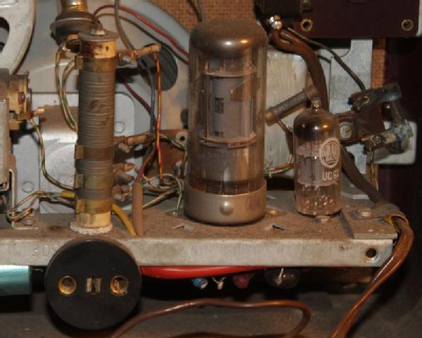 UC 92 Allstrom Radio-Röhre Lorenz UC92 Triode NOS
