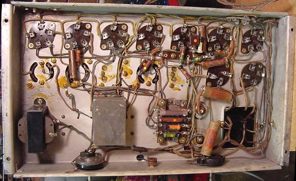 sears roebuck co chicago manufacturer in usa model typ schematic 109 also b109 is made by sentinel radio united air cleaner corp not anymore by colonial