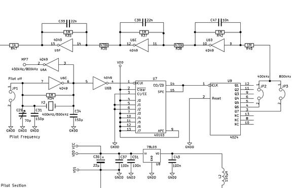AM-Stereo M-CQUAM Modulator