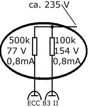 siemens: M47 ; Schatulle - Falsche Kapazitätsangabe im Schal