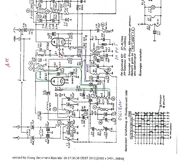 grundig 3045 w schematic  u2013 the wiring diagram  u2013 readingrat net