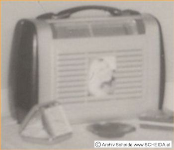 Australia unknown portable radio