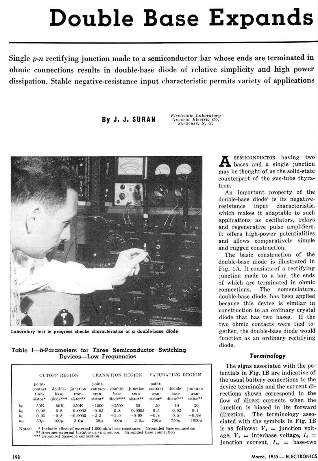 Early Transistor Days Relaxation Oscillator Using Ujt555 Timeropamp