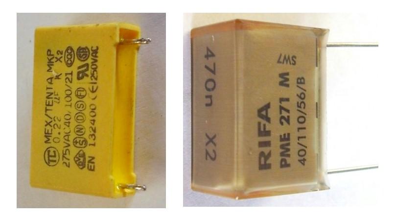 Replacing Old Capacitors