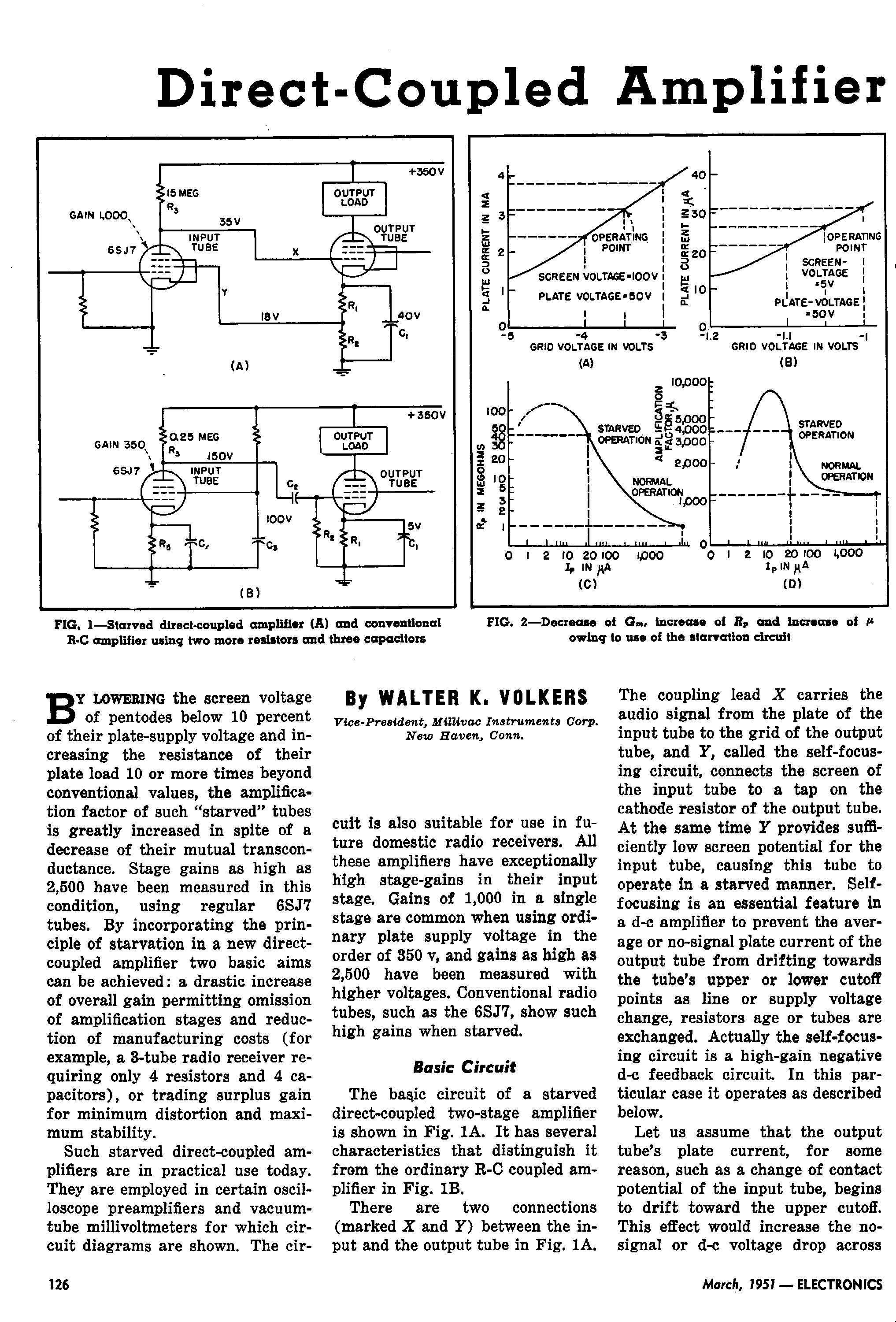 Tubes Operating Without Anode Supply There Are Fancier Designs Available But The Above Circuits Starvation Amplifiers Page 1