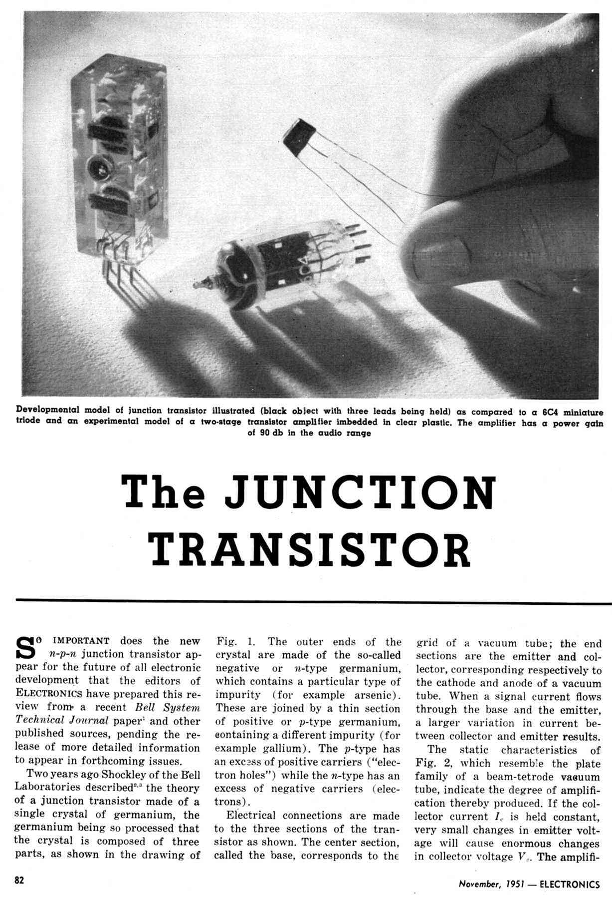 Early Transistor Days Three Led Flasher By 3 Astable Multivibrator
