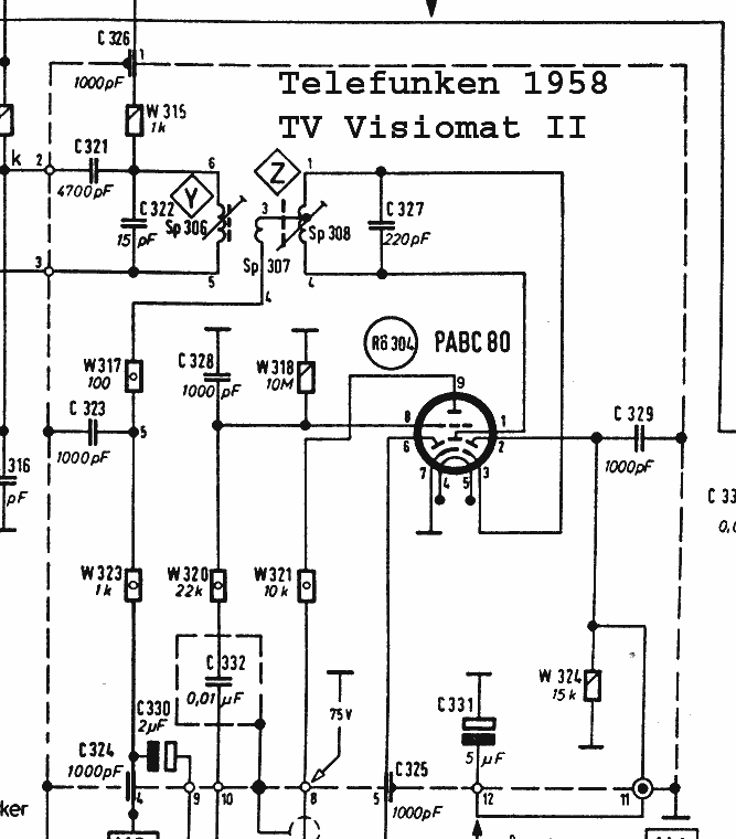 5040W/3D Radio Grundig Radio-Vertrieb, RVF, Radiowerke, buil