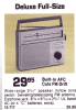 Realistic 12-717; Radio Shack Tandy, (ID = 1318979) Radio