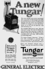 Tungar Battery-Charger for A and B batteries,; General Electric Co. (ID = 1216317) Power-S