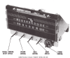 Knight 14F490 ; Allied Radio Corp. (ID = 1282637) Radio