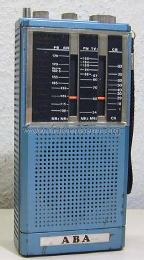 Multi Band Receiver ; ABA brand (ID = 2127663) Radio