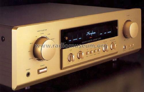 C-265; Accuphase Laboratory (ID = 677522) Ampl/Mixer