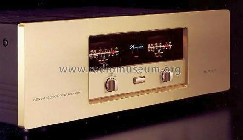 class a stereo power amplifier a 20 ampl mixer accuphase lab. Black Bedroom Furniture Sets. Home Design Ideas