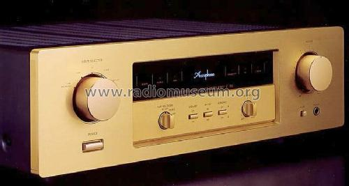 E-210; Accuphase Laboratory (ID = 645743) Ampl/Mixer