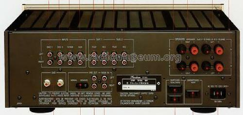 E-301; Accuphase Laboratory (ID = 629847) Ampl/Mixer