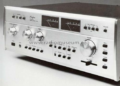 Integrated Stereo AMplifier E-303; Accuphase Laboratory (ID = 675126) Ampl/Mixer