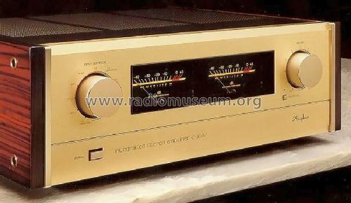 Integrated Stereo Amplifier E-305V; Accuphase Laboratory (ID = 645855) Ampl/Mixer