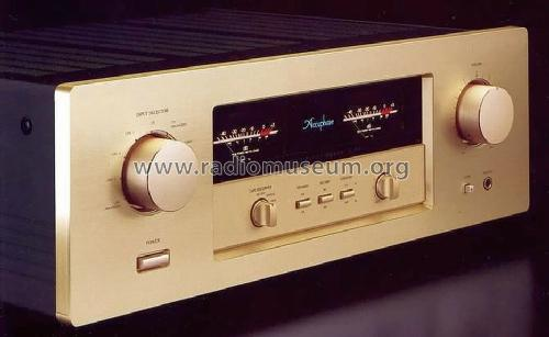 Integrated Stereo Amplifier E-306; Accuphase Laboratory (ID = 675309) Ampl/Mixer