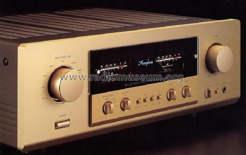 Integrated Stereo Amplifier E-306V; Accuphase Laboratory (ID = 675312) Ampl/Mixer