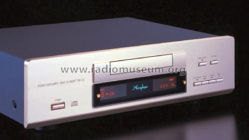 MDS Compact Disc Player DP-57; Accuphase Laboratory (ID = 2083205) R-Player