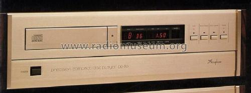 Precision Compact Disc Player DP-80; Accuphase Laboratory (ID = 677124) R-Player