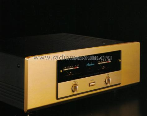 Stereo Power Amplifier A-20V; Accuphase Laboratory (ID = 2084475) Ampl/Mixer