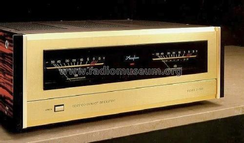 stereo power amplifier p 360 ampl mixer accuphase laboratory. Black Bedroom Furniture Sets. Home Design Ideas