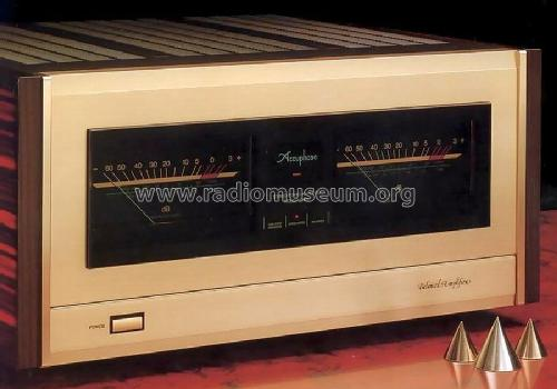 stereo power amplifier p 800 ampl mixer accuphase laboratory. Black Bedroom Furniture Sets. Home Design Ideas