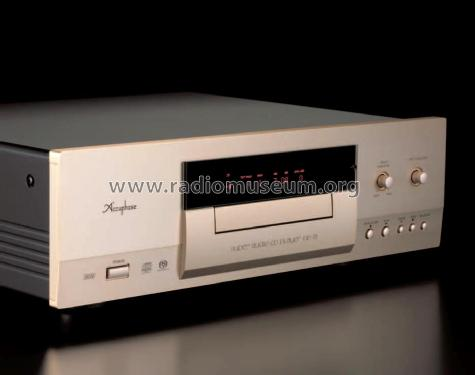 Super Audio CD Player DP-78; Accuphase Laboratory (ID = 2083408) R-Player