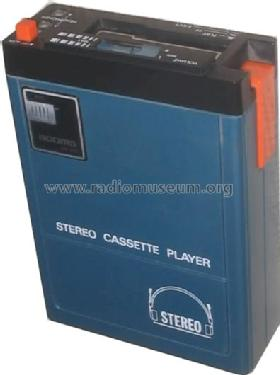 Stereo Cassette Player AS-250; Acoms; where? (ID = 694494) R-Player