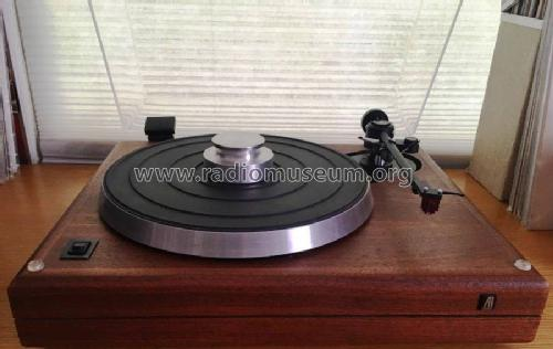 Turntable ES-1; Acoustic Research (ID = 2394593) R-Player