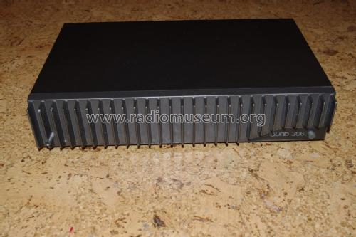 Quad Power Amplifier 306; Acoustical (ID = 1797367) Ampl/Mixer