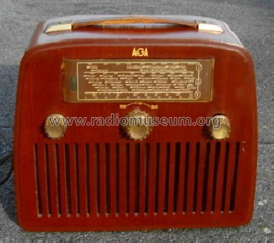 25402; AGA and Aga-Baltic (ID = 520160) Radio