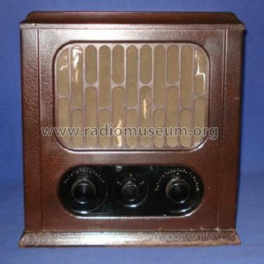 AH33; AGA and Aga-Baltic (ID = 513111) Radio