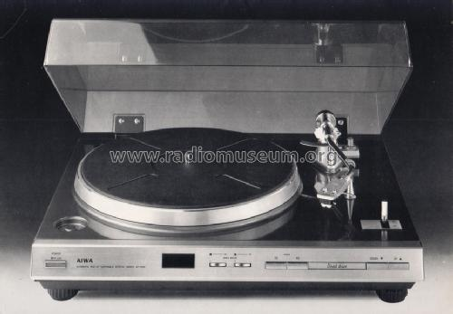 Automatic End-Up Turntable System AP-2500; Aiwa Co. Ltd.; Tokyo (ID = 1224673) R-Player