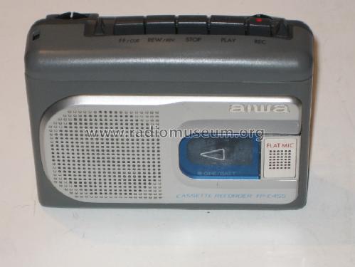 Aiwa Cassette Recorder Aiwa co Ltd Tokyo Cassette