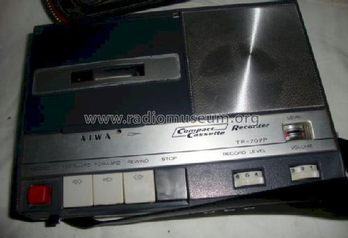 Compact Cassette Recorder TP-707P; Aiwa Co. Ltd.; Tokyo (ID = 1167542) R-Player