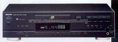 Compact Disc Player XC-550; Aiwa Co. Ltd.; Tokyo (ID = 1231633) R-Player