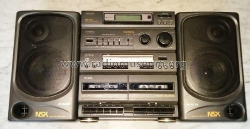 Compact Disc Stereo System NSX-230Z; Aiwa Co. Ltd.; Tokyo (ID = 2336935) Radio