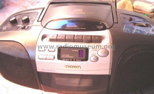 Aiwa Cassette Recorder Radio Cassette Recorder
